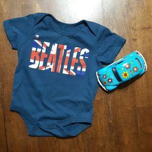 2010 Beatles onesies size newborn